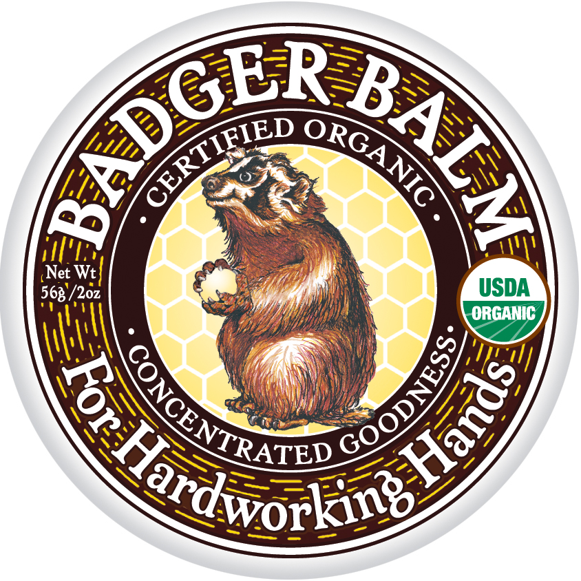 Badger-Hardworking hands balm 56g