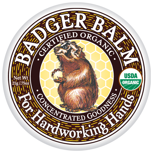Badger-Mini hardworking hands balm 21g