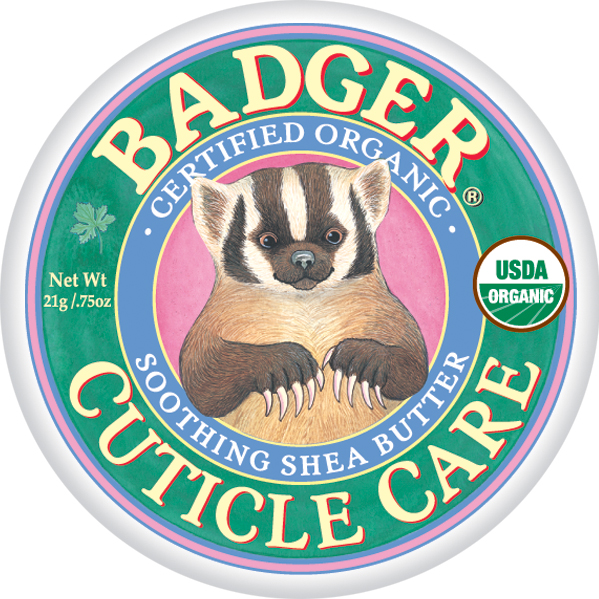 Badger-Cuticle care balm