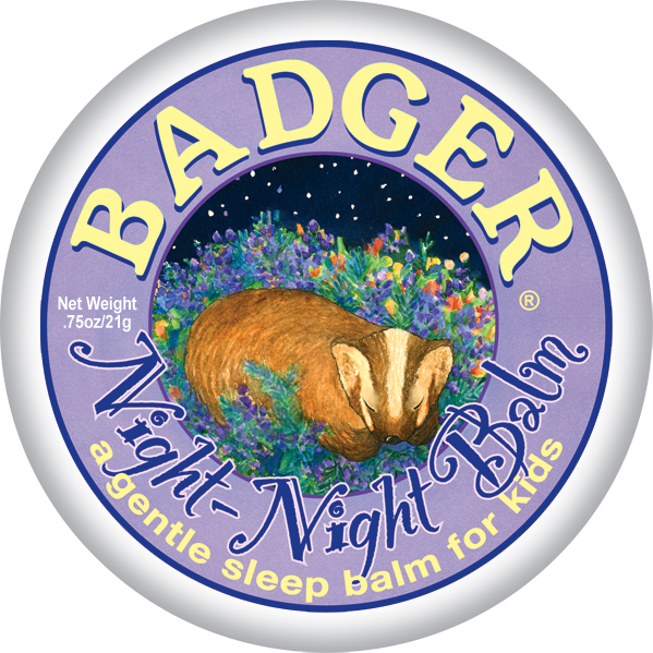Badger-Night night balm
