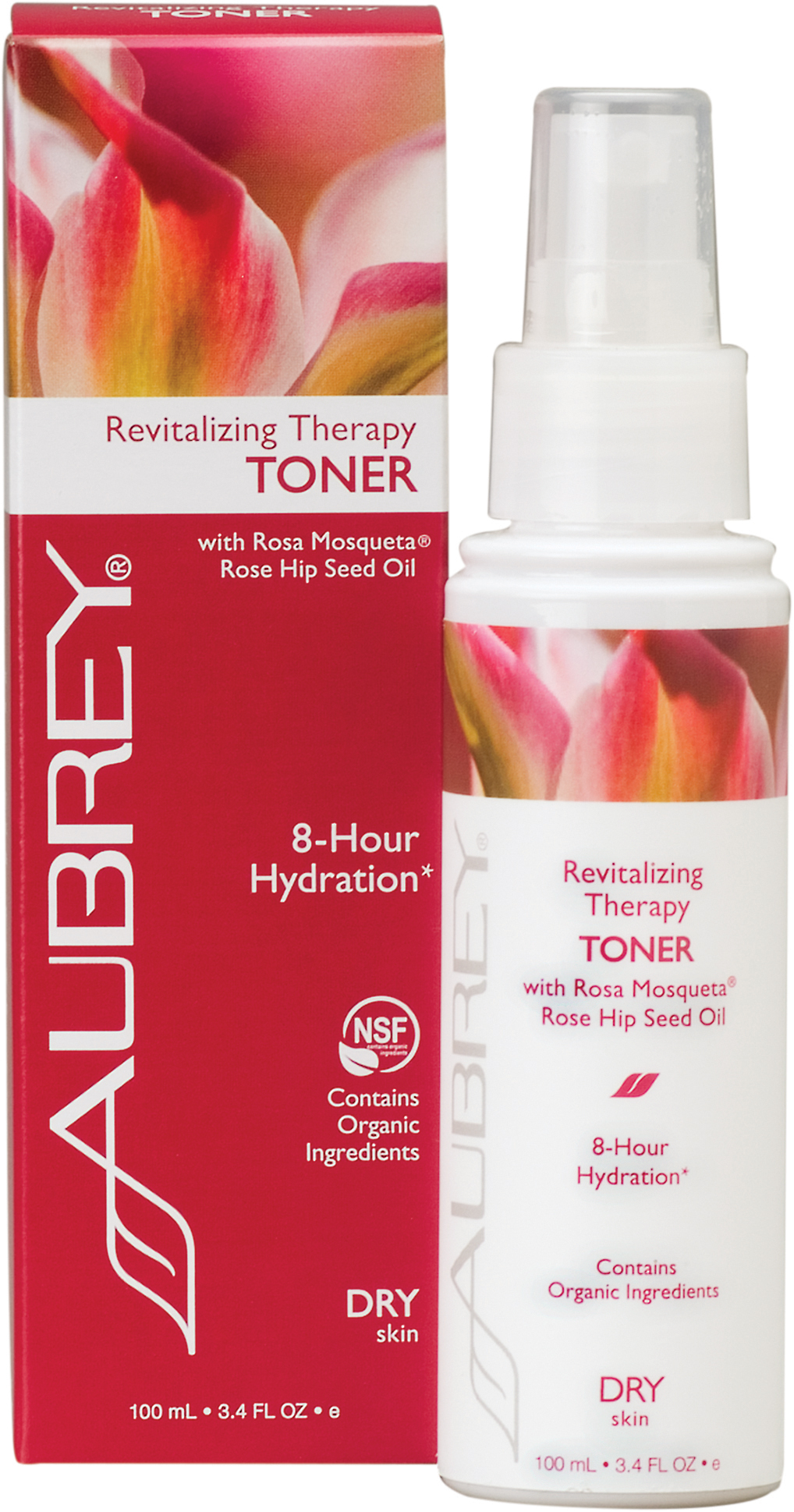 Aubrey-Revitalizing Therapy Tonik za suho kožo, 100 ml